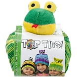 DMC Top This! Special FX Yarn, Frog, Glow In The Dark  (TTYFX-16FR)