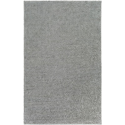 Surya Arlie Polypropylene 3 x 5 Gray Rug (ARE9000-35)