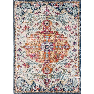 Surya Harput Polypropylene 67 x 9 Orange Rug (HAP1000-679)