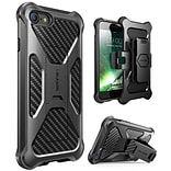 I-Blason Transformer Heavy Duty Case for Apple IPhone 8, Black (IPH8-TRANSF-BK)
