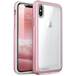 SUPCASE UB Style case for iPhone X, RoseGold (S-IPHX-UBST-RG)