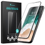 I-Blasons tempered glass screen protector for Apple IPhone X (IPHX-SP-3D-BK)