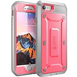 SUPCASE Unicorn Beetle Pro for the iPhone 8, Pink/Gray (S-IPH8UBPROPKGY)