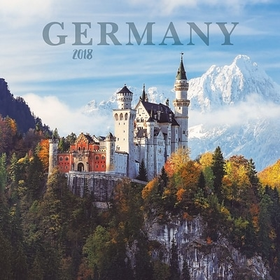 2018 Turner Photographic 12x12 Germany Wall Calendar (18998940067)