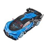 Remote Control Sports Car Super Racer Blue Sporty Car 1:14 Scale (TOYCAR007)