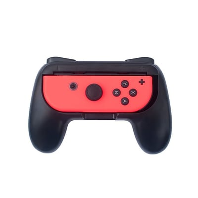 Insten Joy-Con Joycon Slim Anti Slip Case Protective Controller Grip For Nintendo Switch - Black