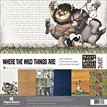 Paper House Where The Wild Things Are Paper Crafting Kit, 12 x 12 (KTSP1043)