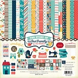 Echo Park Paper The Story Of Our Family Collection Kit, 12 x 12 (TSY92016)