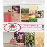 Reminisce At The Farm Collection Kit, 12 x 12 (ATF200)