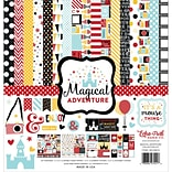 Echo Park Paper Magical Adventure Collection Kit, 12 x 12 (MA109016)