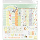 Photo Play Paper About A Little Boy Collection Pack, 12 x 12 (ALB2478)
