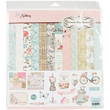 Photo Play Paper French Flea Market Collection Pack, 12 x 12 (PPFM2502)