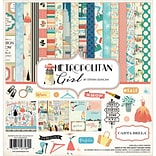 Echo Park Paper Metropolitan Girl Carta Bella Collection Kit, 12 x 12 (BMG60016)