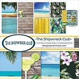 Reminisce Shipwreck Club Collection Kit, 12 x 12 (SHP200)
