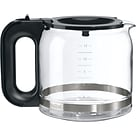Braun 12-Cup Glass FlavorCarafe for BrewSense Drip Coffee Makers (24255367)