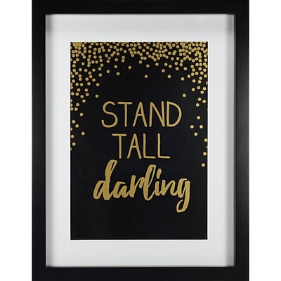 Linden Avenue Wall Art Stand Tall 11 x 14 (AVE10065)