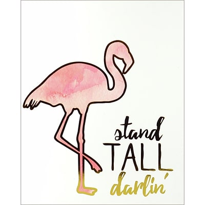 Linden Avenue Wall Art Stand Tall Darlin 11 x 14 (AVE10121)