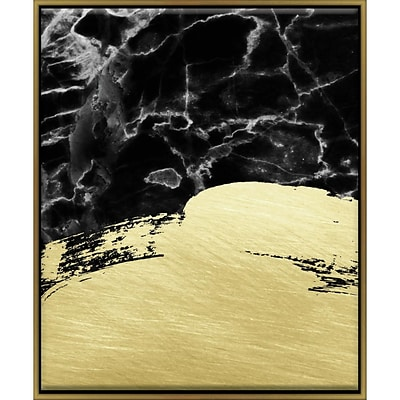 Linden Avenue Wall Art MARBLE BRUSHSTROKES 16 x 20 (AVE10317)