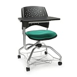 Stars Foresee Tablet Chair, Shamrock Green (329T-2201)