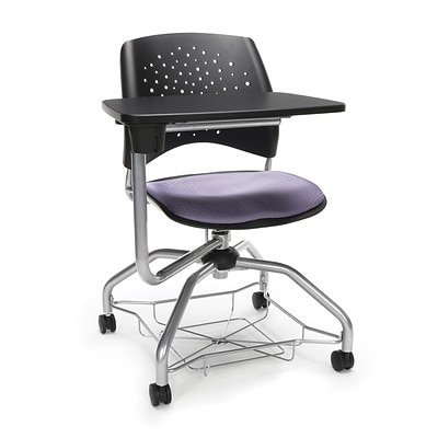 Stars Foresee Tablet Chair, Lavender (329T-2202)