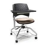 Stars Foresee Tablet Chair, Khaki (329T-2209)