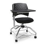 Stars Foresee Tablet Chair, Black (329T-2224)