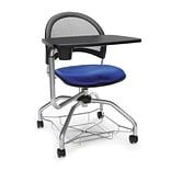 Moon Foresee Tablet Chair, Royal Blue (339T-2210)