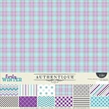 Authentique Paper Frosty Winter Collection Kit, 12 x 12 (FWN008)