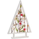 Darice Framed Tree W/Christmas Branches, 13 (30029289)