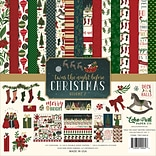 Echo Park Paper Twas The Night Before Christmas Vol. 2 Collection Kit, 12 x 12 (TNCKIT-34016)