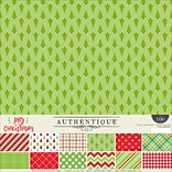 Authentique Paper Jolly Christmas Collection Kit, 12 x 12 (JCM008)