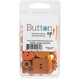 Button Up! Ginger Party Pack Buttons (JABC55-27)