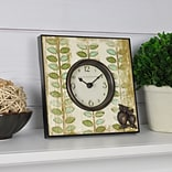 FirsTime® 6 Hoot Tabletop Clock (99531)