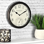 FirsTime® 10.5 Capri Outdoor Clock (99666)