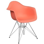 Flash Furniture Plastic Chair 2 (2FH132CPP1PE)