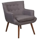 Flash Furniture Fabric Arm Chair Gray(QYB84GY)
