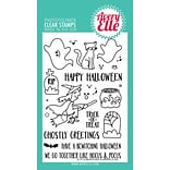 Avery Elle Bewitching Clear Stamp Set, 4 x 6 (AE1733)