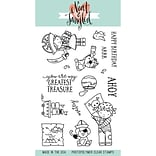 Neat & Tangled Yo Ho Ho Clear Stamps, 4 x 6 (NAT252)
