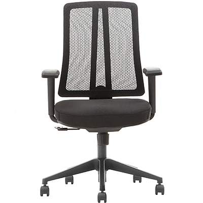 Advantage Black Mesh Office Chairs (X1-03S-2)