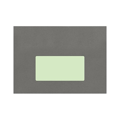 LUX 4 x 2 Rectangle Labels, 10 Per Sheet (50/Pack), Pastel Green (46PG-50)