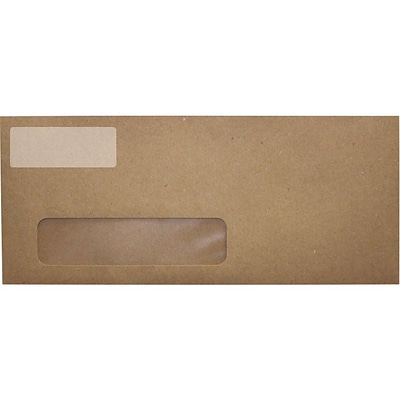 LUX 2.625 x 1 Standard Address Labels, 30 Per Sheet (100/Pack), Clear Matte (16CJ-100)