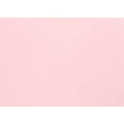 LUX A1 Flat Card (3 1/2 x 4 7/8) 50/Pack, Candy Pink (EX4010-14-50)