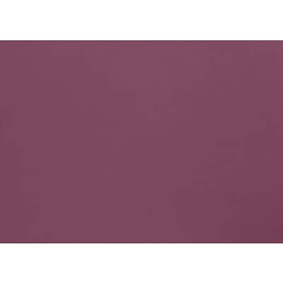 LUX A1 Flat Card (3 1/2 x 4 7/8) 50/Pack, Vintage Plum (4010-104-50)
