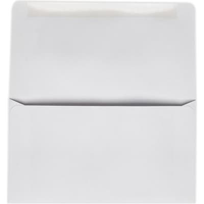 LUX 6 1/4 Remittance Envelopes (3 1/2 x 6 Closed) 500/Pack, 24lb. Bright White (17871-500)