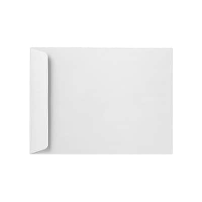 LUX 9 x 12 Open End Envelopes 50/Pack, 80lb. White, Inkjet (1590-32IJ-50)