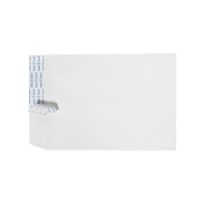LUX 6 x 9 Open End Envelopes 1000/Pack, White w/ Peel & Seel® (95447-1000)