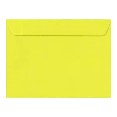 LUX 9 x 12 Booklet Envelopes 50/Pack, Citrus (LUX-4899-L20-50)