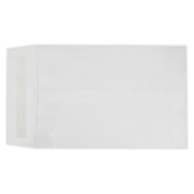 LUX 6 1/2 x 9 1/2 Open End Envelopes 50/Pack, 14lb. Tyvek (75829-50)