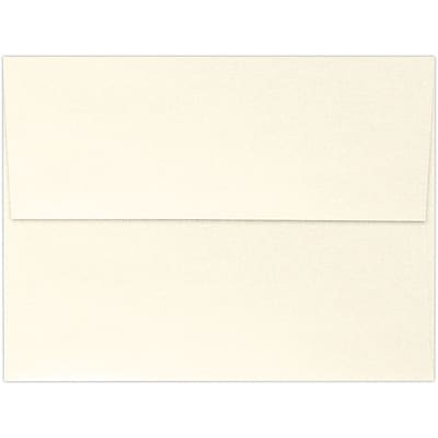 LUX A7 Invitation Envelopes (5 1/4 x 7 1/4) 50/Pack, Champagne Metallic (5380-M08-50)