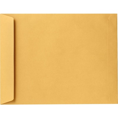 LUX 11 x 17 Jumbo Envelopes 50/Pack, 28lb. Brown Kraft (83478-50)